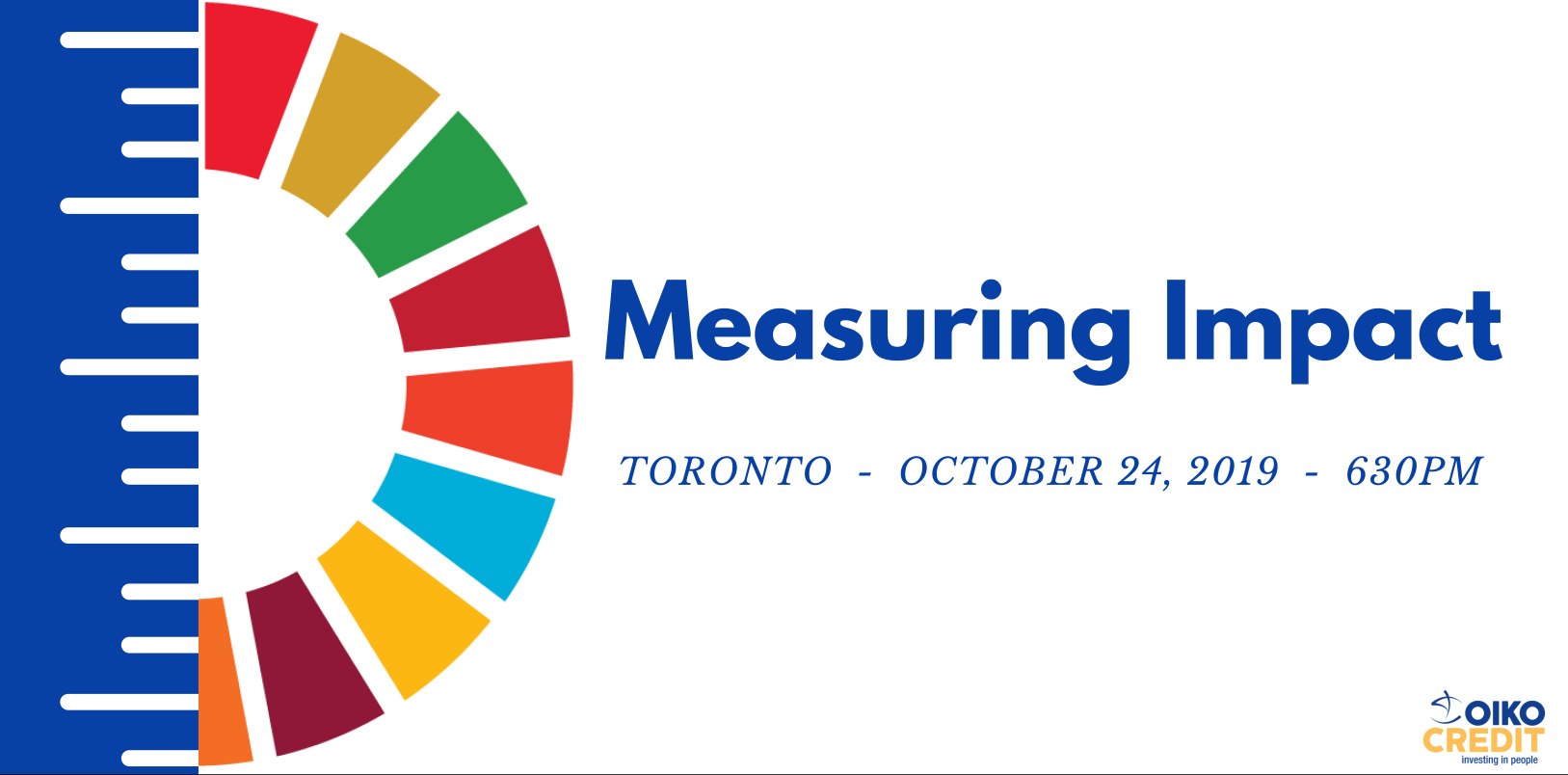 Measuring Impact event 2019